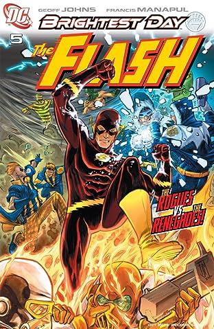 The Flash (2010-2011) No.5