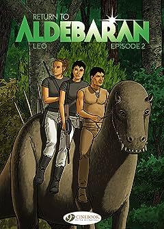 Return to Aldebaran Vol. 2: Leo