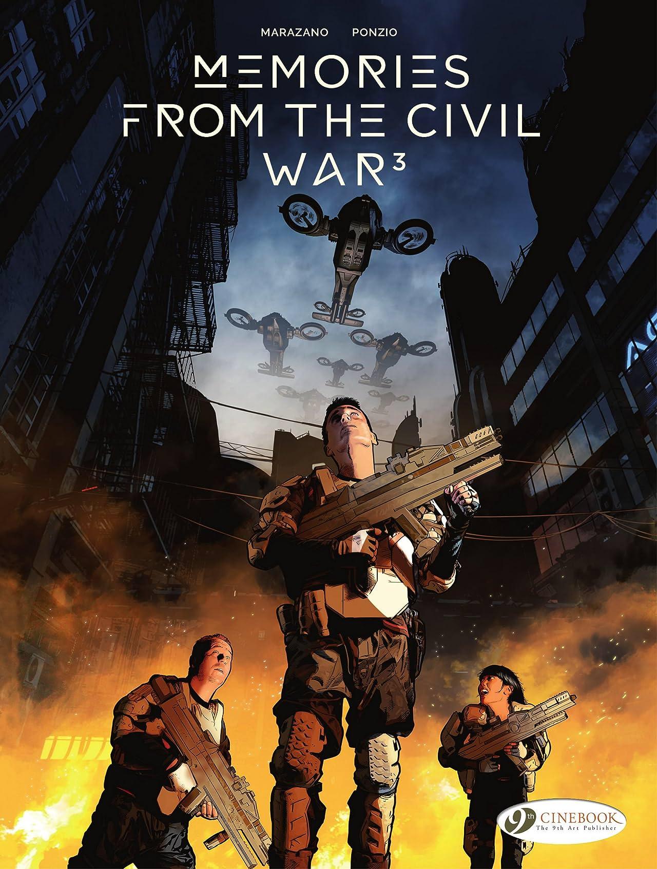 Memories from the Civil War Vol. 3