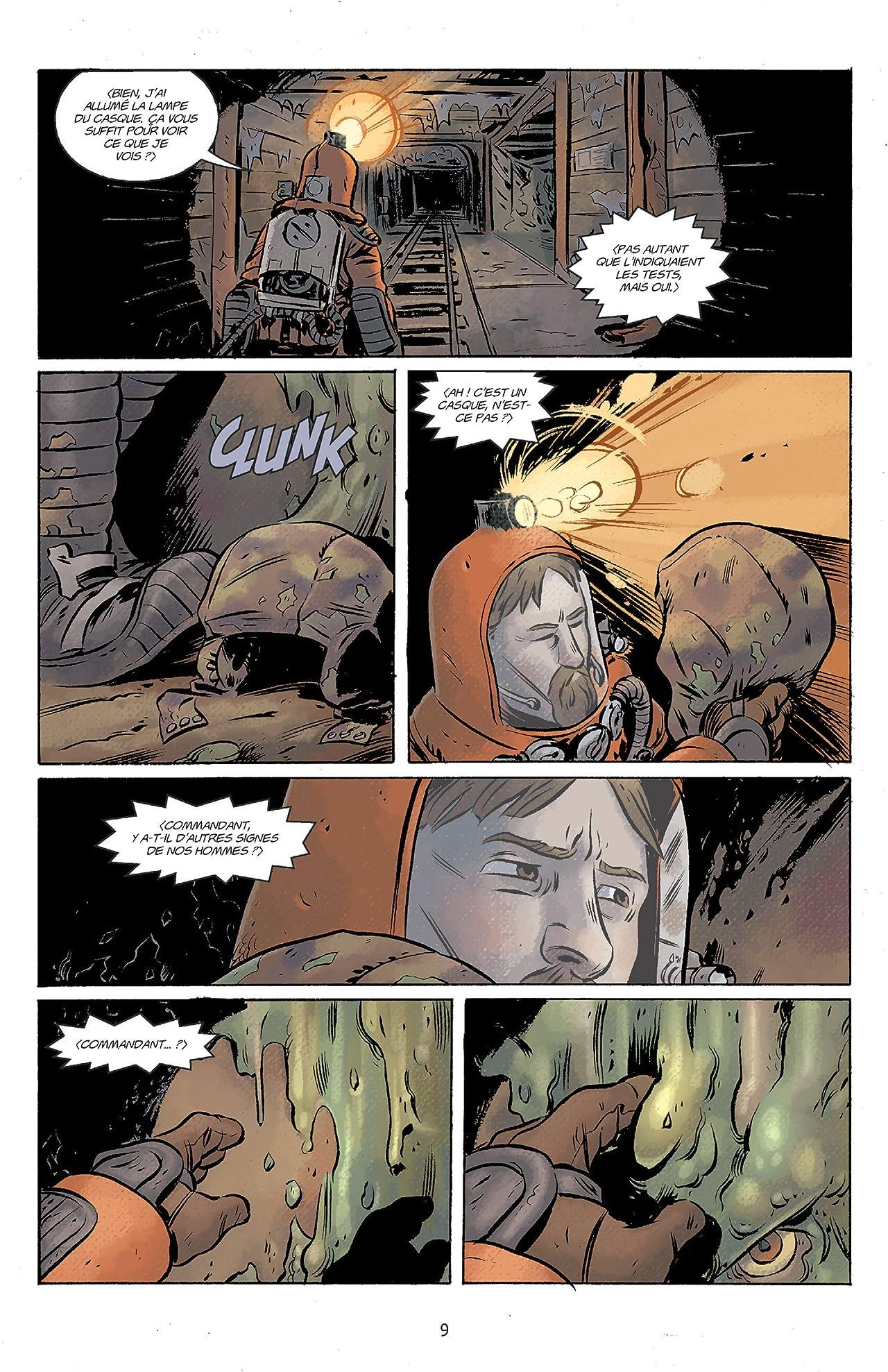 BPRD - L'enfer sur terre Vol. 2: La Longue Mort