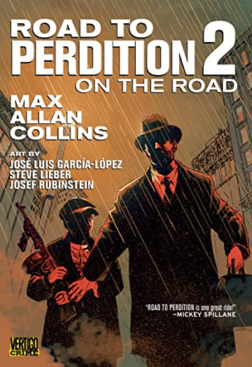 Road to Perdition: On the Road (New Edition)