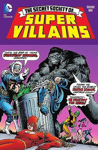 Secret Society of Super-Villains Vol. 1