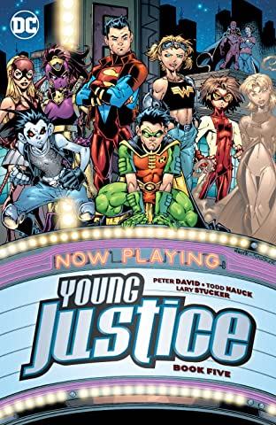 Young Justice Book Five