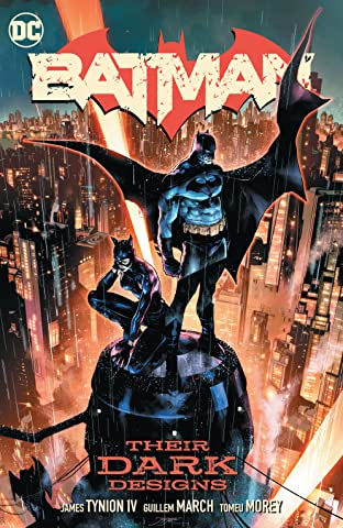 Batman (2016-) Vol. 1: Their Dark Designs