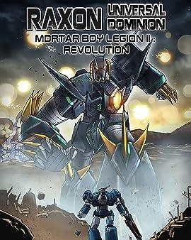 Raxon Universal Dominion #10