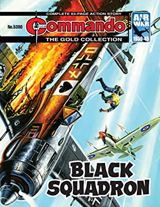Commando No.5380: Black Squadron