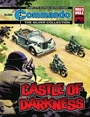Commando No.5382: Castle Of Darkness