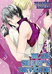 BLUE SHEEP'S REVERIE  (Yaoi Manga) Vol. 7