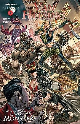 Van Helsing vs The League of Monsters #6: vs The League of Monsters
