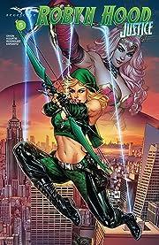 Robyn Hood #5: Justice