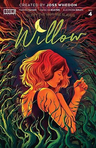 Buffy the Vampire Slayer: Willow #4