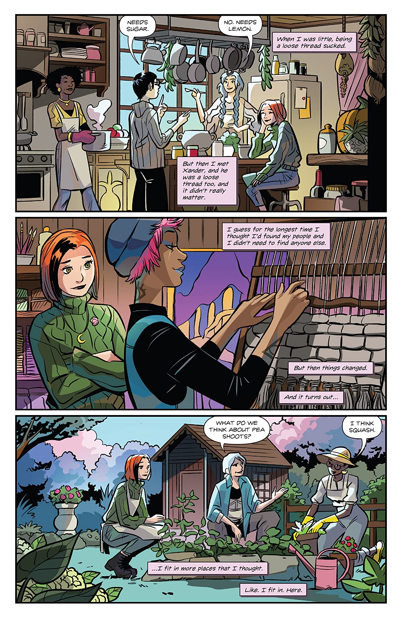 Buffy the Vampire Slayer: Willow No.4