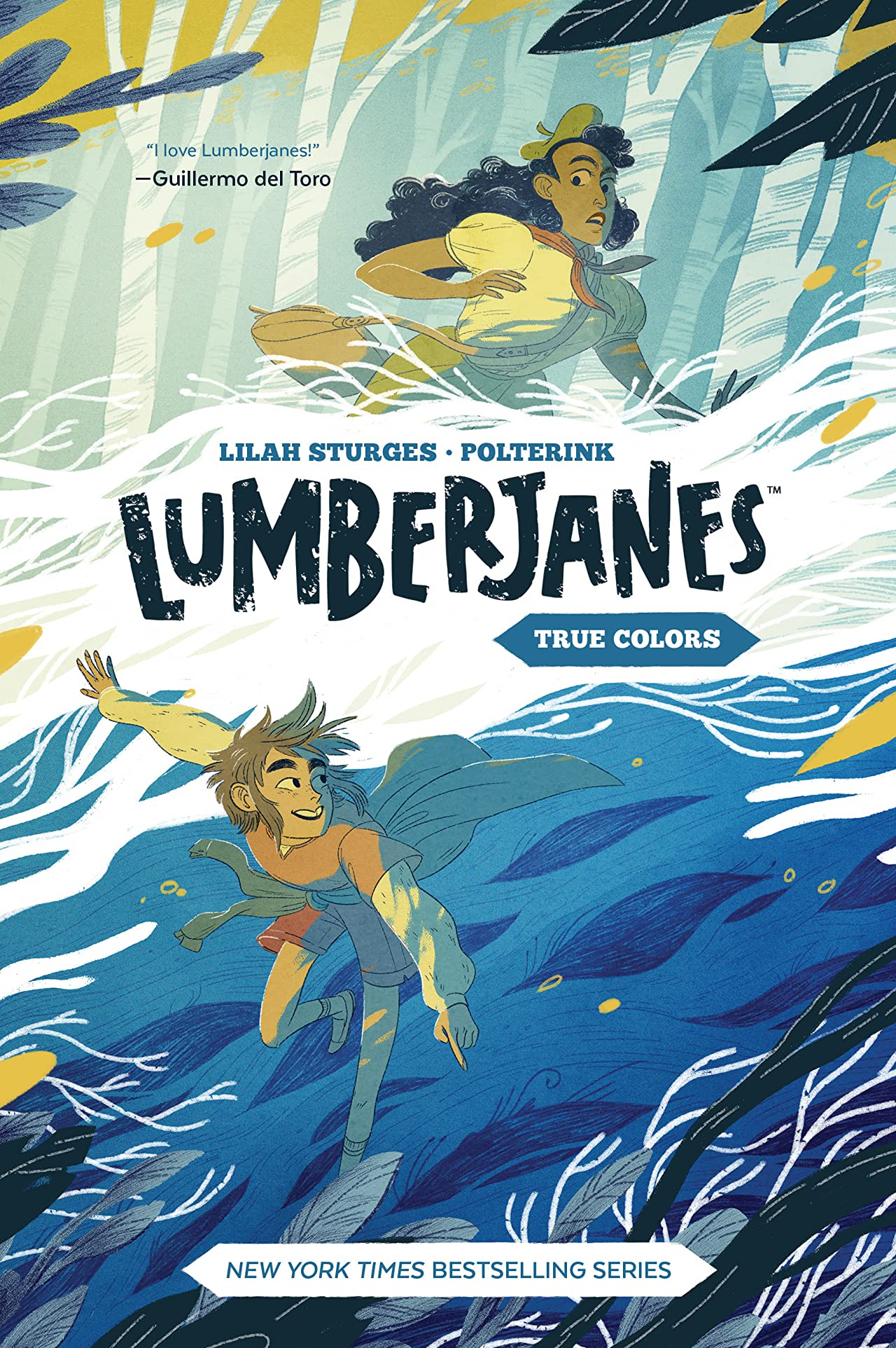 Lumberjanes: True Colors