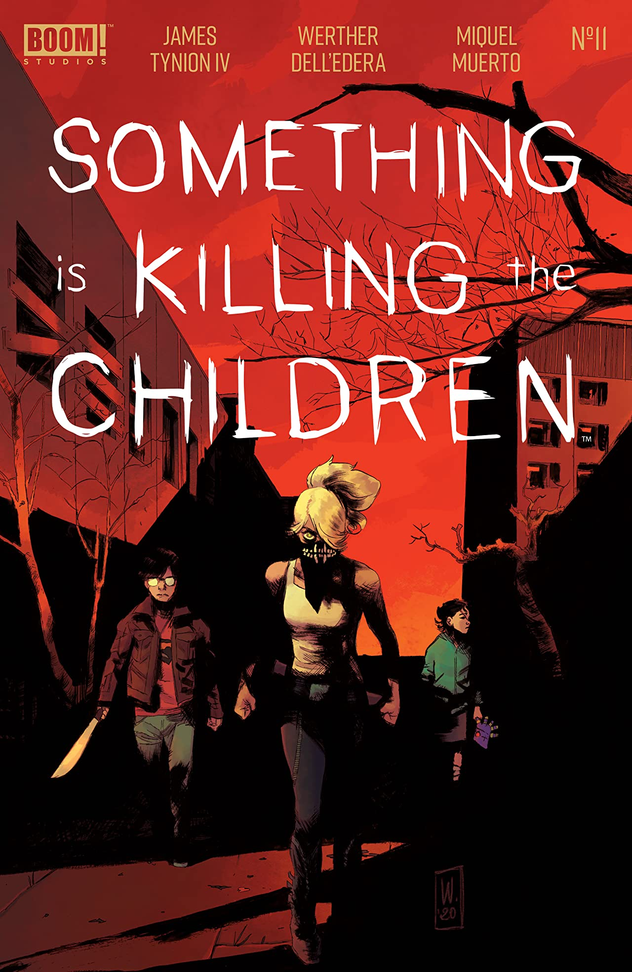 Something is Killing the Children No.11