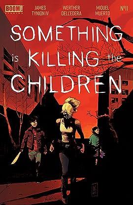 Something is Killing the Children #11