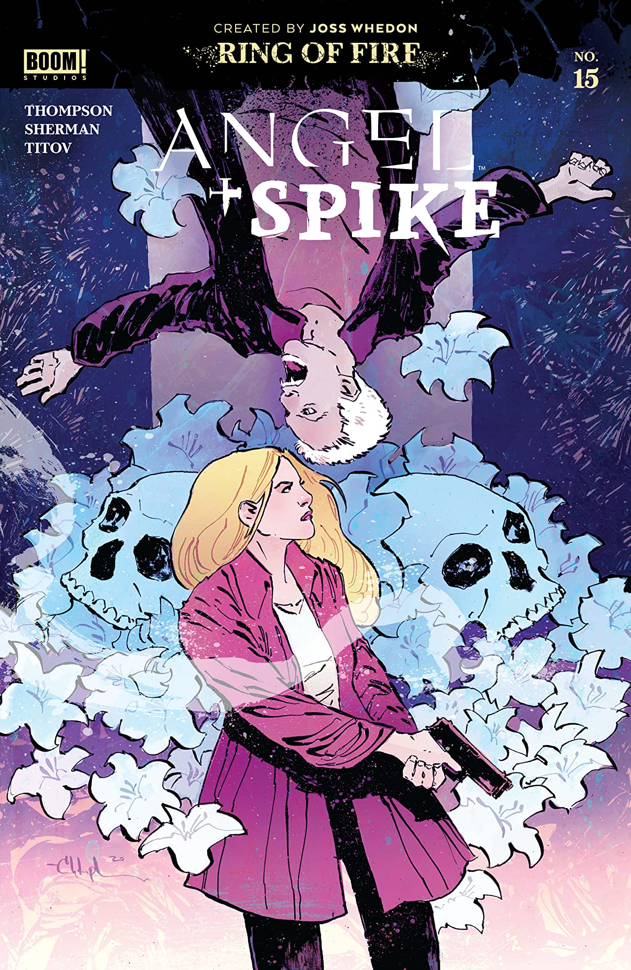Angel & Spike #15