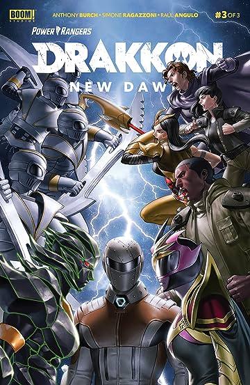 Power Rangers: Drakkon New Dawn #3