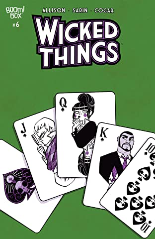 Wicked Things No.6