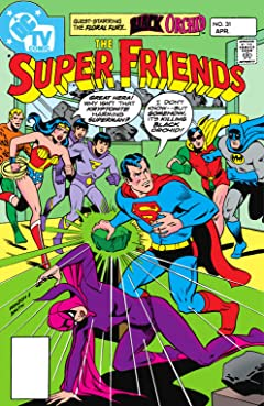 Super Friends (1976-1981) #31