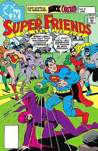 Super Friends (1976-1981) #31