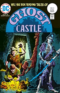 Tales of Ghost Castle (1975) #2