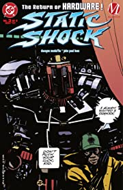 Static Shock!: Rebirth of the Cool (2000) #3