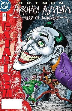 Batman: Arkham Asylum - Tales of Madness (1998) #1