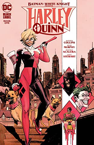 Batman: White Knight Presents: Harley Quinn (2020) No.1