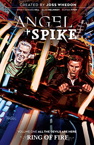 Angel & Spike Vol. 1