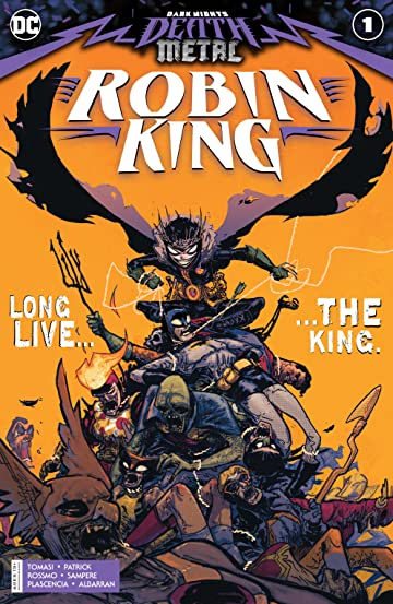 Dark Nights: Death Metal Robin King (2020) #1