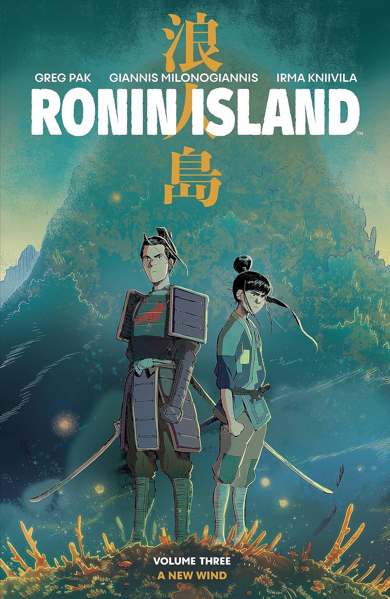 Ronin Island Tome 3