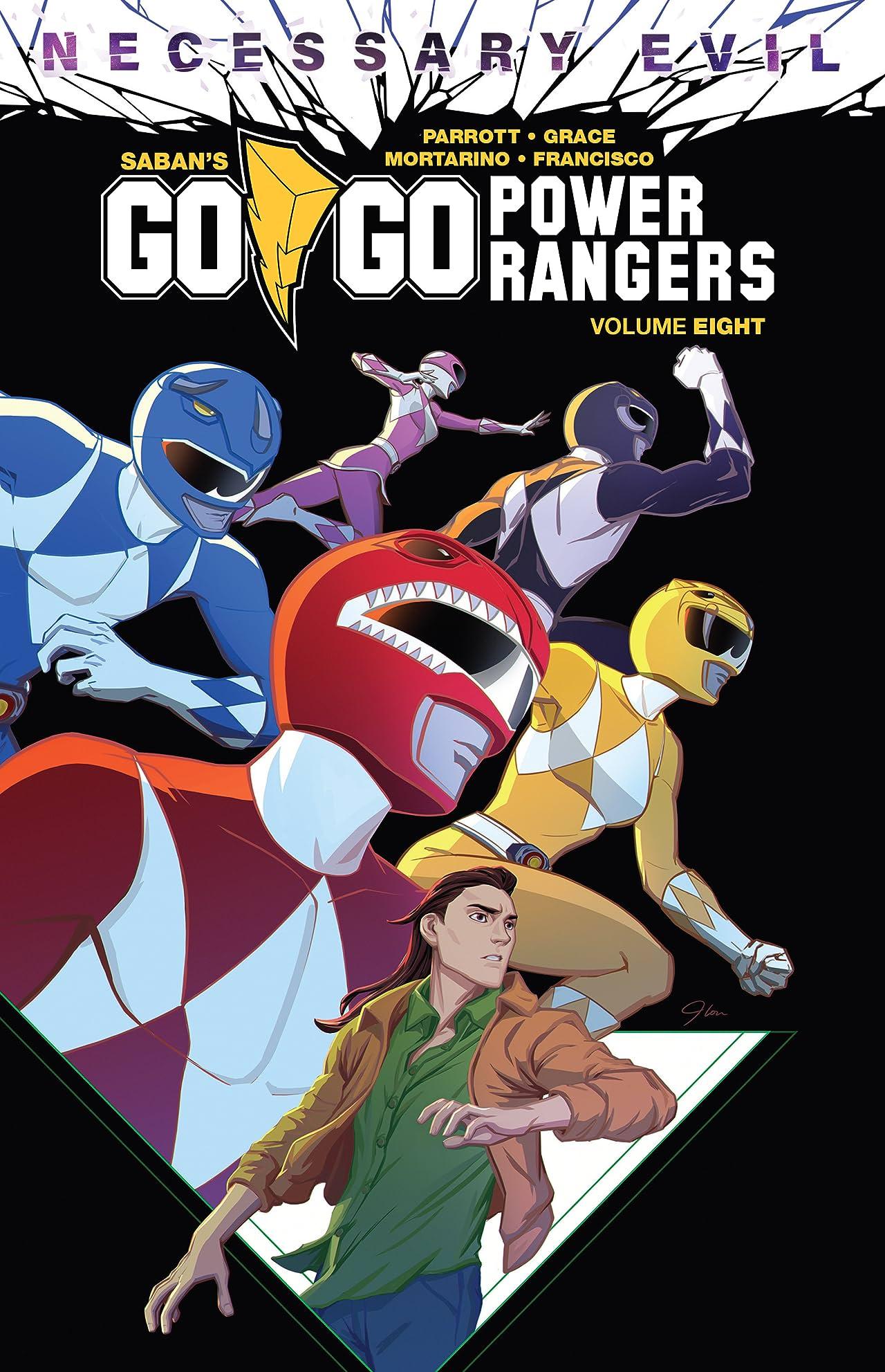 Saban's Go Go Power Rangers Tome 8