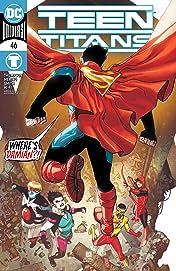 Teen Titans (2016-) #46