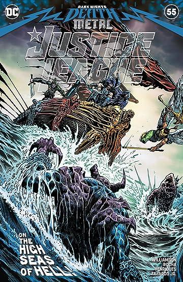 Justice League (2018-) #55