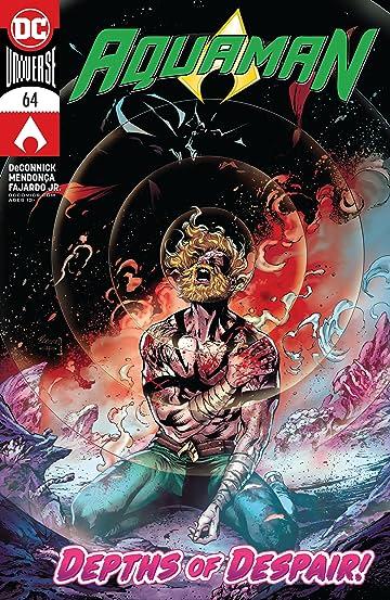 Aquaman (2016-) #64