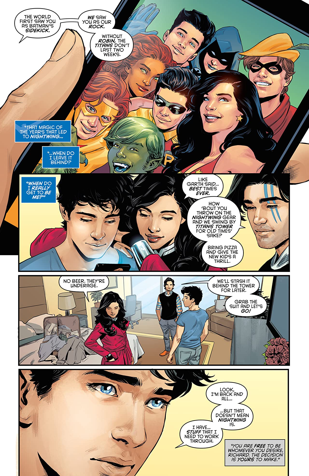 Nightwing (2016-) #75
