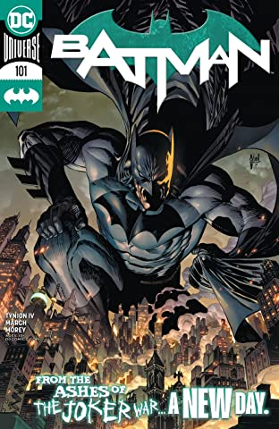 Batman (2016-) No.101