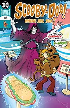 Scooby-Doo, Where Are You? (2010-) #106