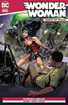 Wonder Woman: Agent of Peace No.13