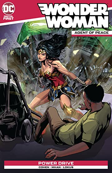 Wonder Woman: Agent of Peace #13