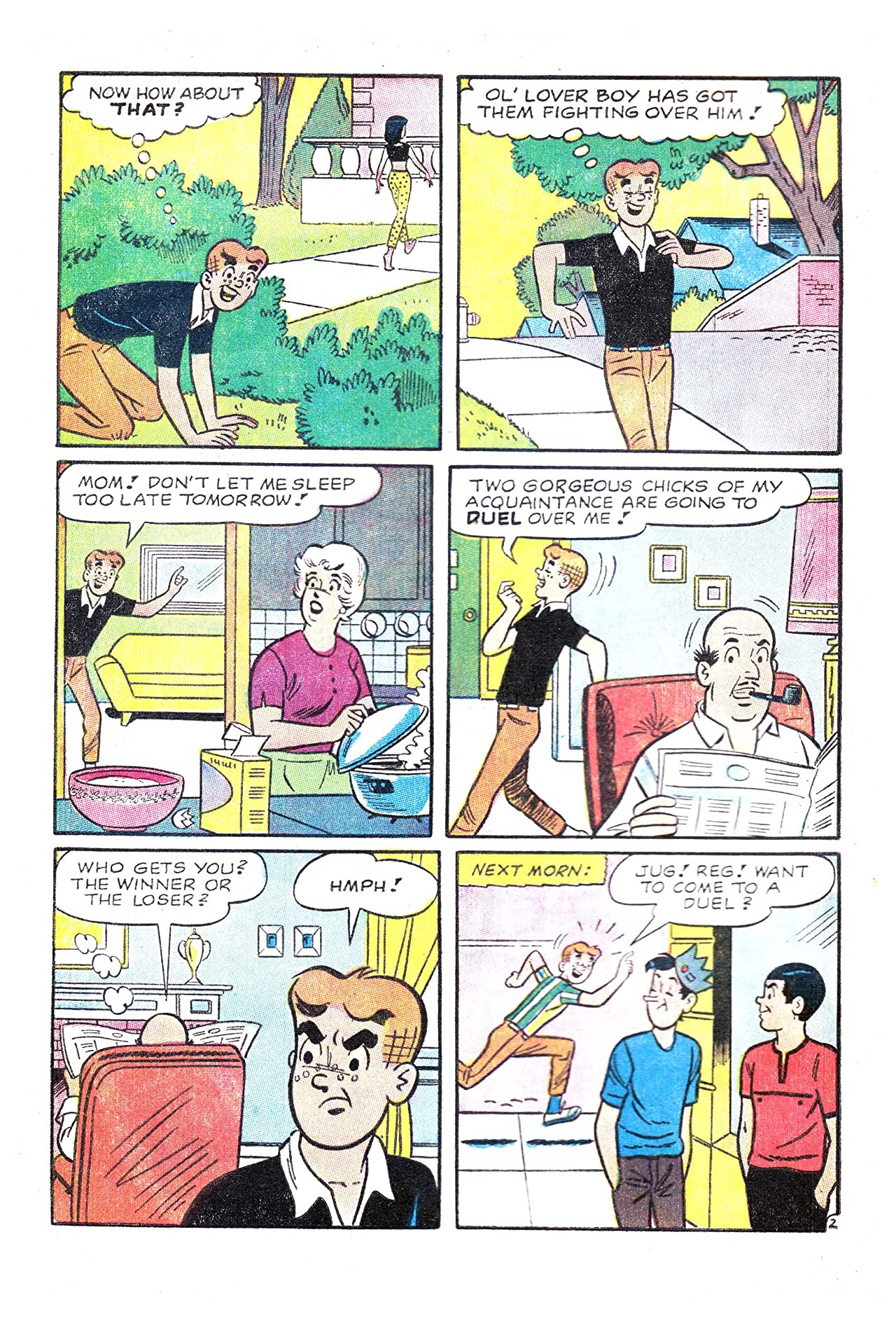 Archie's Girls Betty & Veronica #132
