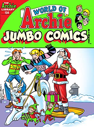 World of Archie Double Digest No.104