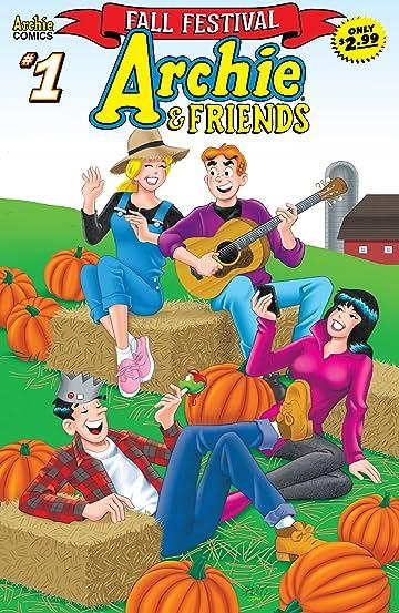 Archie & Friends: Fall Festival No.1