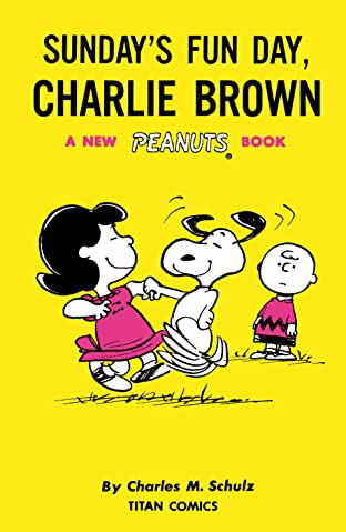 Sunday's Fun Day, Charlie Brown Vol. 12