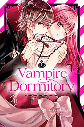 Vampire Dormitory Vol. 4