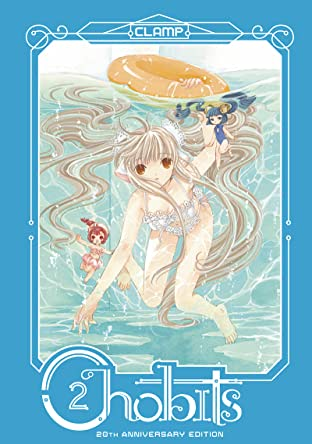 Chobits 20th Anniversary Edition Vol. 2