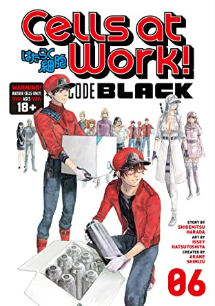 Cells at Work! CODE BLACK Tome 6