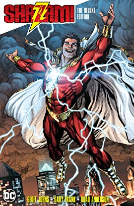 Shazam! The Deluxe Edition