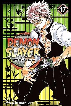 Demon Slayer: Kimetsu no Yaiba Vol. 17: Successors