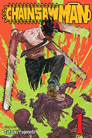 Chainsaw Man Vol. 1: Dog And Chainsaw